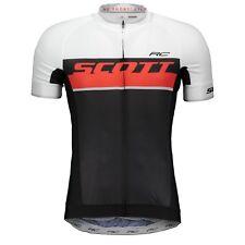 Scott RC Pro S/SL Shirt Noir/Fiery Red & Shorts Noir/Blanc Large RRP £ 155.98