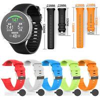 Für Polar Vantage V Smartwatch Silikon Uhrenarmband Uhrband Uhrenband Armband