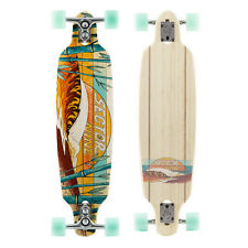 "Sector 9 Shoots Bamboo Sidewinder 2017 Complete Longboard 8.75"" X 33.5"""