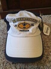 2006 PGA Championship Medinah Golf Club Hat Cap Major NEW Adjustable