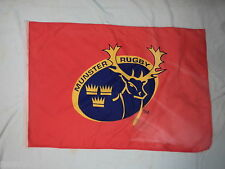 #Qq1. Munster Rugby Union Flag / Banner