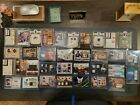 Game-Used/Worn Laundry Tag, Button, Patch Collection - 95 Cards HOF, All-Stars