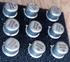 2N3440  original MOTOROLA product, same elements: B=50...60. Only 9 pcs. !
