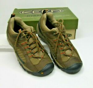 Keen Men Shoe Zion Size US 8 EU 40.5 UK 7 Brown Athletic Hiking Oxford