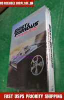 Fast and Furious: 1-8-Movie Collection (DVD, 2017, 9-Disc Box Set) NEW Sealed