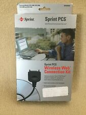 SPRINT PCS Wireless Web Connection Kit for Compatible Samsung Models• New in Box