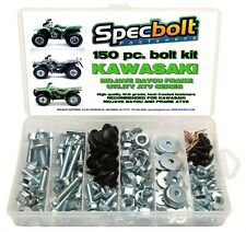 150pc KAWASAKI UTIL 4X4 BOLT KIT Brute Force KLT Boyou Lakota ATV farm hunting