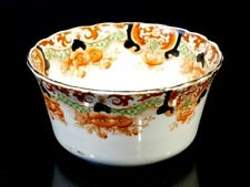 Beautiful Early Royal Albert Crown China Hand Painted Imari Large Sugar Bowl