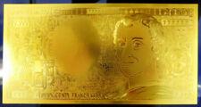 Billets de 200 francs français sur Montesquieu