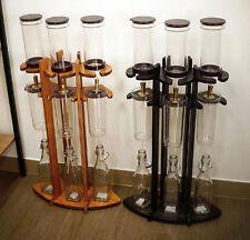 Cold Brew Coffee Iced Coffee Maker Wooden Tower Home Drip Dutch Machine Korea