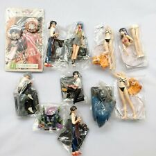 F015  Lot of 10 Evangelion  Figure badge Japanese Action  Japan limited F/S