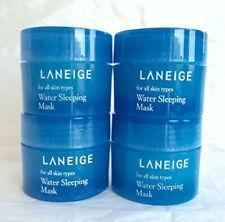Laneige Water Sleeping Mask 60ml / 2oz (15ml x 4pcs) Travel Size [US SELLER]