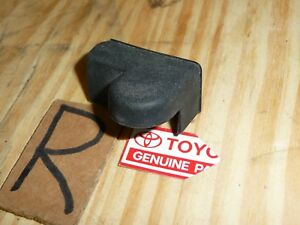 Toyota 4Runner Tacoma Truck DOOR STOPPER BOLT COVER RIGHT 96+ STOP CATCH CHECK R