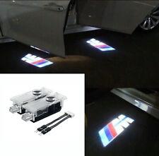 Türlicht LED Beleuchtung BMW M Logo Laser Projektor E90 E92 E93 E60 E61 F01 E66