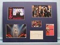 Caberet starring Liza Minnelli &  Michael York autograph as Brian Roberts