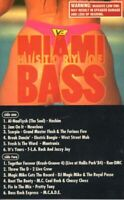 Miami Bass History Of Miami Bass 1995 Cassette Tape Album Rap Hiphop