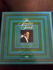 6 LP BOX CAPITOL The Sinatra Touch w/booklet Slipcover Box