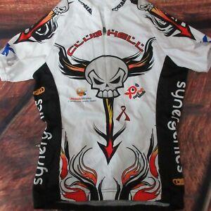 Verge V-Gear Women's MEDIUM Club Cut cycling jersey short sleeve size M