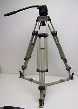 Vinten Pro-Touch PH-130 Pan/Tilt Head & Two-Stage Aluminum Video Tripod System