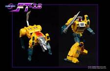 FANS TOYS FT-18 TRANSFORMERS LUPUS AKA WEIRDWOLF MASTERPIECE NUOVO NEW