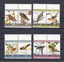 TIMBRE STAMP 8 ILE NEVIS Y&T#291-98 OISEAU BIRD NEUF**/MNH-MINT 1985 ~A88