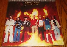 "LYNYRD SKYNYRD STREET SURVIVORS MOBILE FIDELITY SOUND LABS 12"" LP STILL SEALED!"