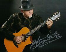 Gfa Chick Corea Band Guitarist * Frank Gambale * Signed 8x10 Photo F2 Coa