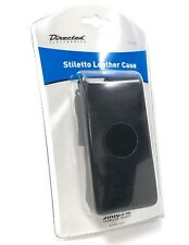 NEW Sirius Stiletto 10 / 100 Leather Case Portable Satellite Radio SL10 SL100 XM