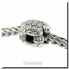 Authentic Trollbeads Sterling Silver 11223 Turtle :1