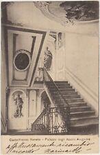CASTELFRANCO VENETO - IL CASTELLO DALLA PESCHERIA (TREVISO) 1905
