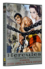 Hercules and the Tyrants of Babylon (DVD, 2007) 1964-Sorceress-Peter Lupus