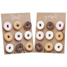 2x Ginger Ray Donut Doughnut Wall Birthday Party Wedding Favour Table Stand
