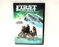 First Descent DVD