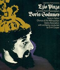"MUSSORGSKY BORIS GODUNOV EZIO PINZA EMIL COOPER 12"" LP (L7777)"