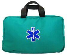 Estrella de la vida verde paramédico Bolsa de acarreo Ambulancia St John Medic médico