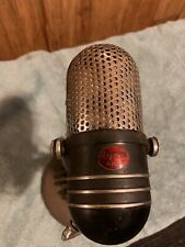 Original Vintage Argonne Ar-57 Japan pill microphone with original switch stand