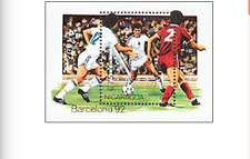 BLK00330 Nicaragua football block