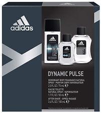 Adidas Dynamic Pulse - Deodorant Body Fragance + Eau De Toilette + After Shave
