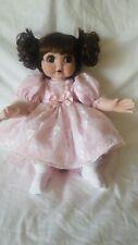"Marie Osmond baby Adora belle 2004  18""  Porcelain  Doll"