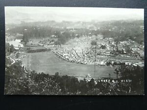 India TAMIL NADU Ooty Horse Race Course / Madras Race Club - Old RP Postcard