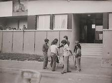 Photographie par Kim Camba ? 1973 jeu de babyfoot