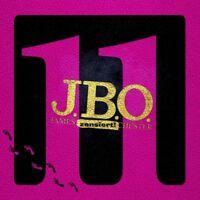 J.B.O. - 11 (LIMITED BOXSET)   CD+DVD NEU