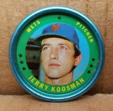 1971 Topps #23 Jerry Koosman Coin (F-2)