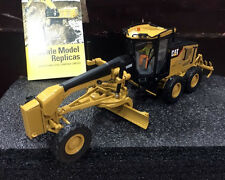 New Caterpillar Cat 140M Motor Grader 1:50 Scale DieCast 85236 By DM Model