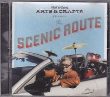 MATT WILSON'S ARTS & CRAFTS - scenic route CD