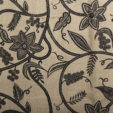 Crafts By the Metre Unbranded Floral Fabric