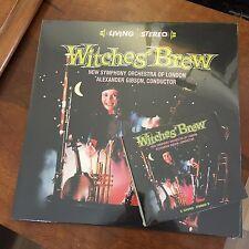WITCHES BREW, ALEXANDER GIBSON NEW SYMPHONY ORCHESTRA 180 GRAM VINYL LP & CD
