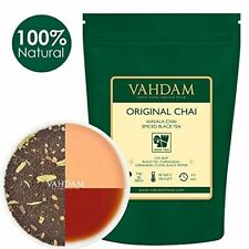 Indias Original Masala Chai Tea Leaves Ancient Indian House Recipe, Assam CTC B