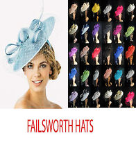 Failsworth Sinamay Fascinators & Headpieces for Women