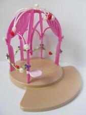 Playmobil Dollshouse/Boda/Cuento de Hadas: Gazebo/pérgola con flores y arcos Nuevo